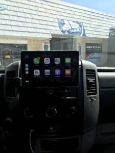 Car Navigation Touch Screen